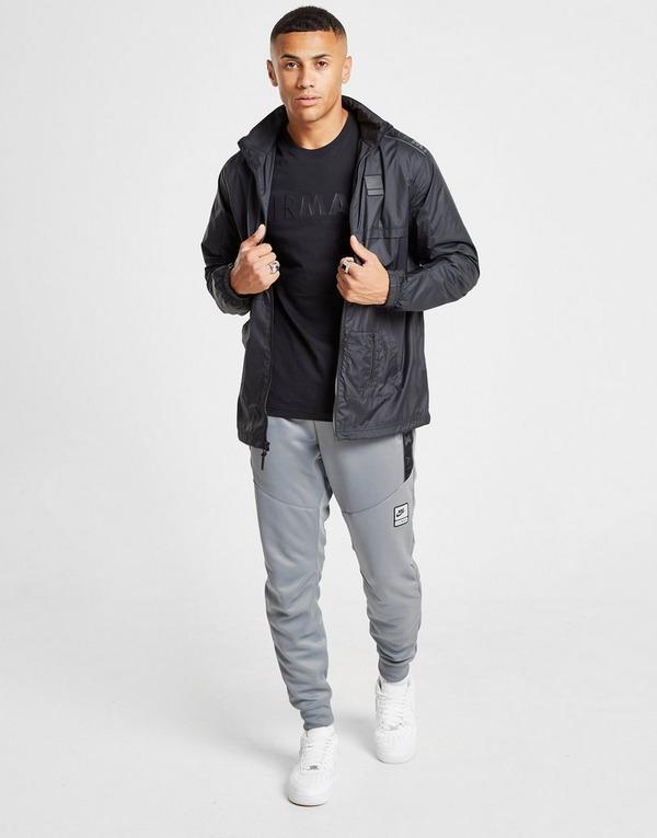 Shop den Nike Air Max Woven Jacke Herren in Schwarz   JD Sports