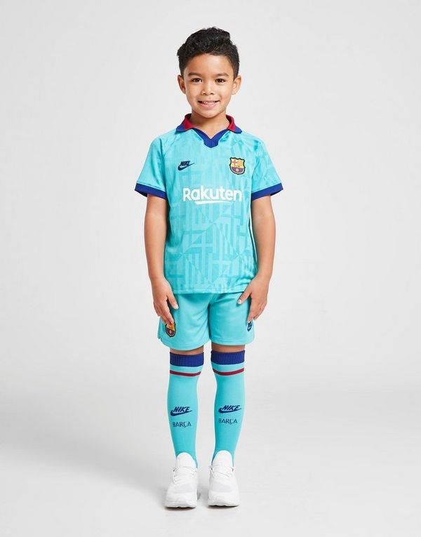 lowest price e503f 89bc9 Nike FC Barcelona 2019/20 Third Kit Children PRE ORDER