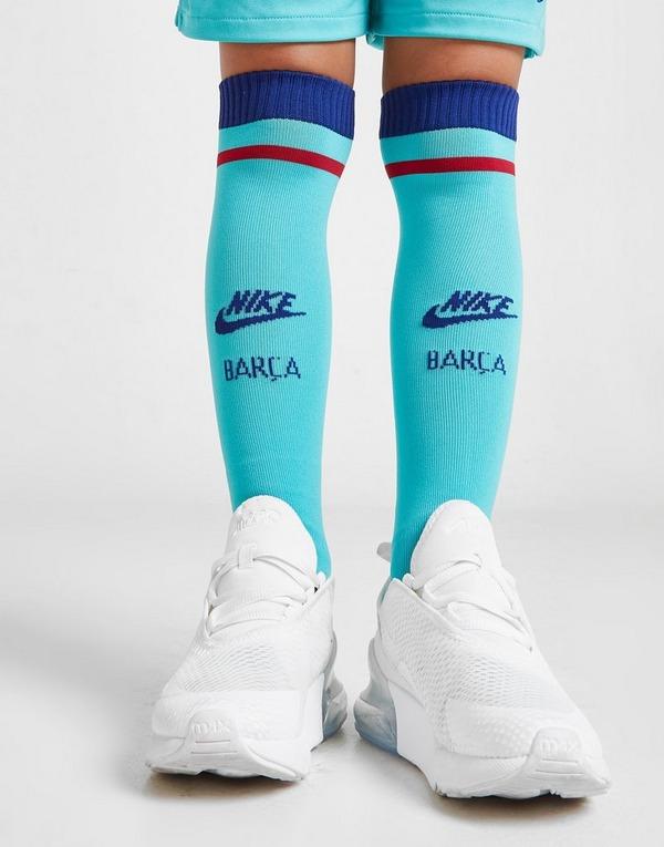 Nike FC Barcelona 2019/20 Third Kit Children