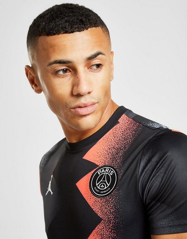 Jordan camiseta x Paris Saint Germain Strike Graphic