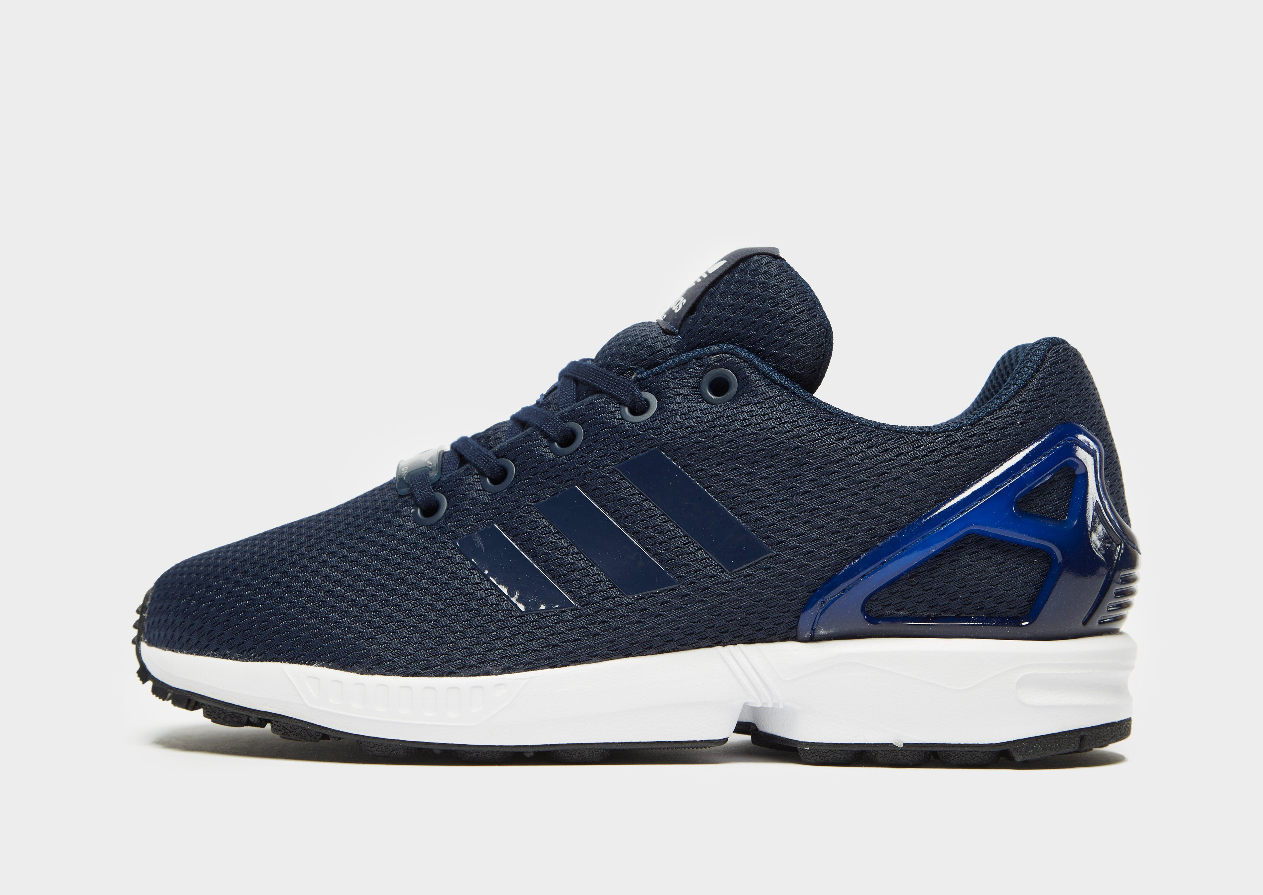 adidas Originals ZX Flux Junior | JD Sports