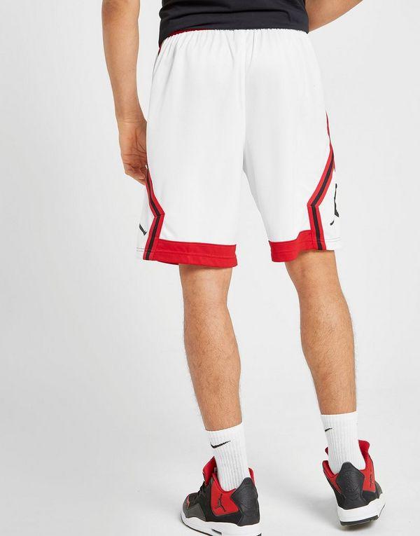 a91d921349 Nike Jordan Jumpman Diamond Men's Striped Basketball Shorts | JD Sports