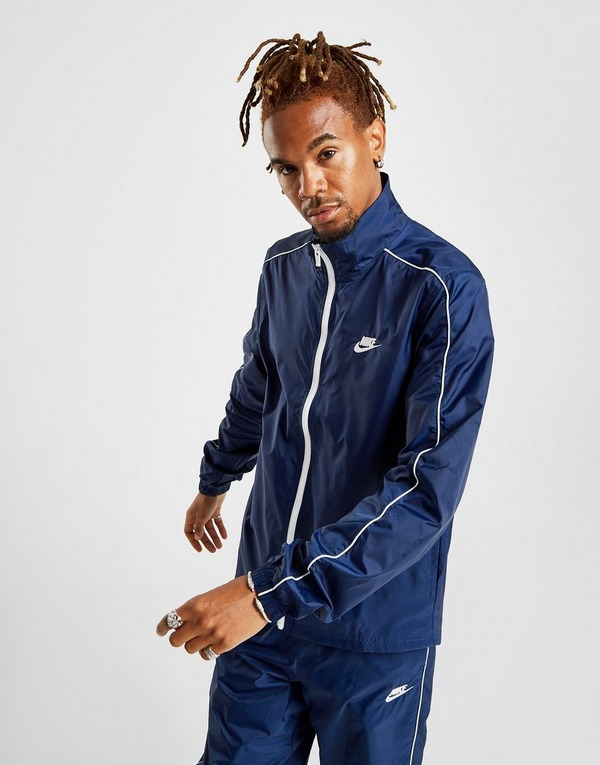 Koop Blauw Nike Slayer Woven Trainingspak Heren | JD Sports