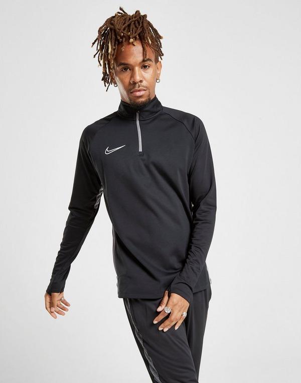 cheap exclusive shoes excellent quality Nike Sweat-shirt Academy 1/4 Zippé Homme