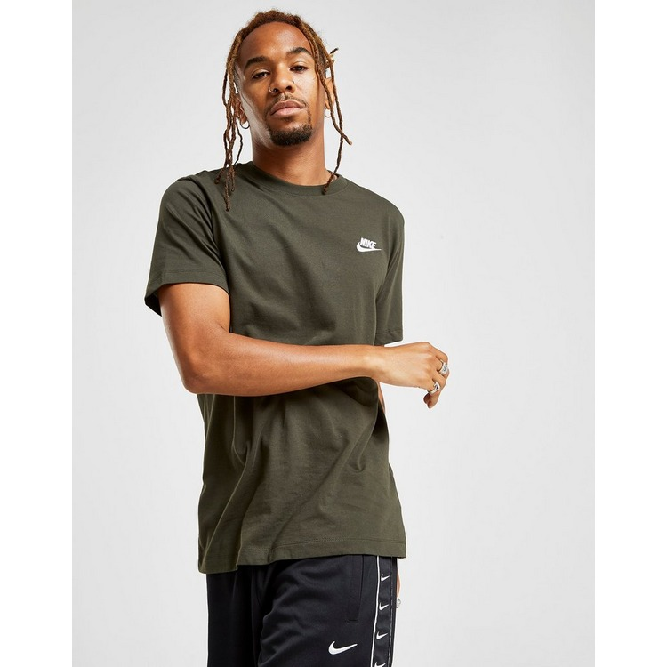 Nike Core Logo Short Sleeve T-Shirt