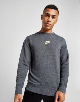 Nike Heritage Felpa a girocollo