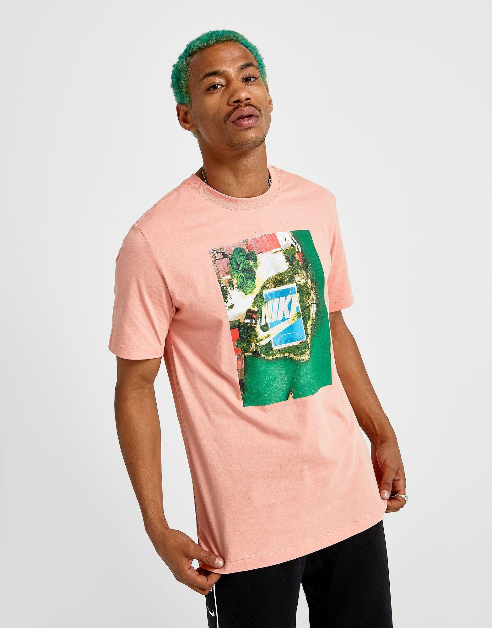 Nike Court Pool Photo T Shirt by Nike