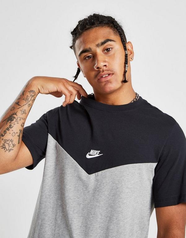 Køb Nike Icon Futura Short Sleeve T Shirt Herre i Sort   JD