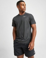 Nike Miler Grid Tech T-Shirt Herre