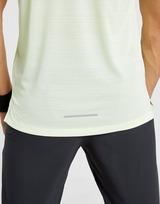 Nike Miler Short Sleeve T-Shirt Herre