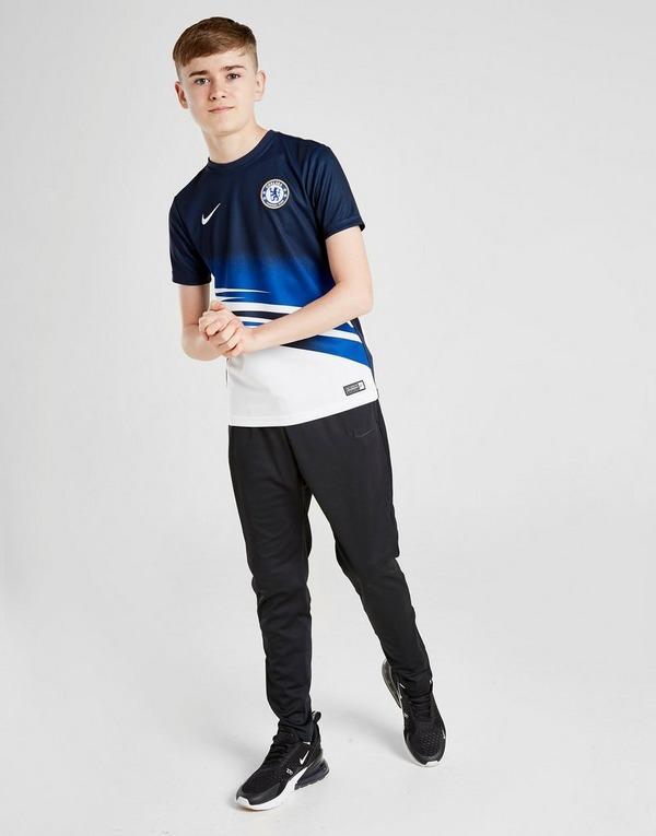 Nike Chelsea FC Strike Graphic Shirt Junior