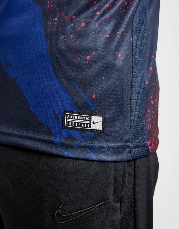 Nike FC Barcelona Strike Graphic T-Shirt Junior