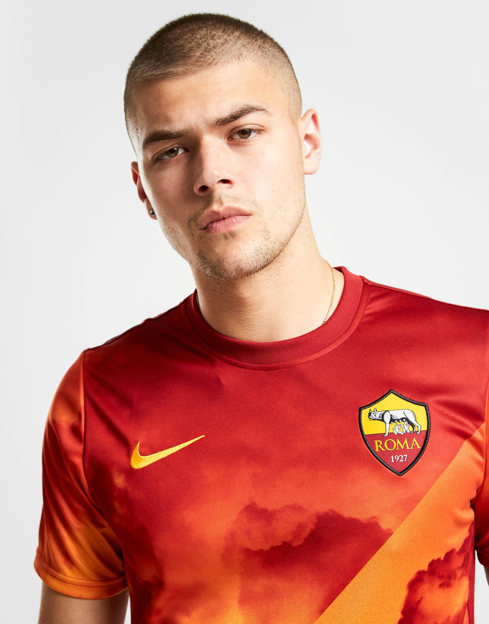 Nike Maillot Roma Strike Graphic Homme | JD Sports