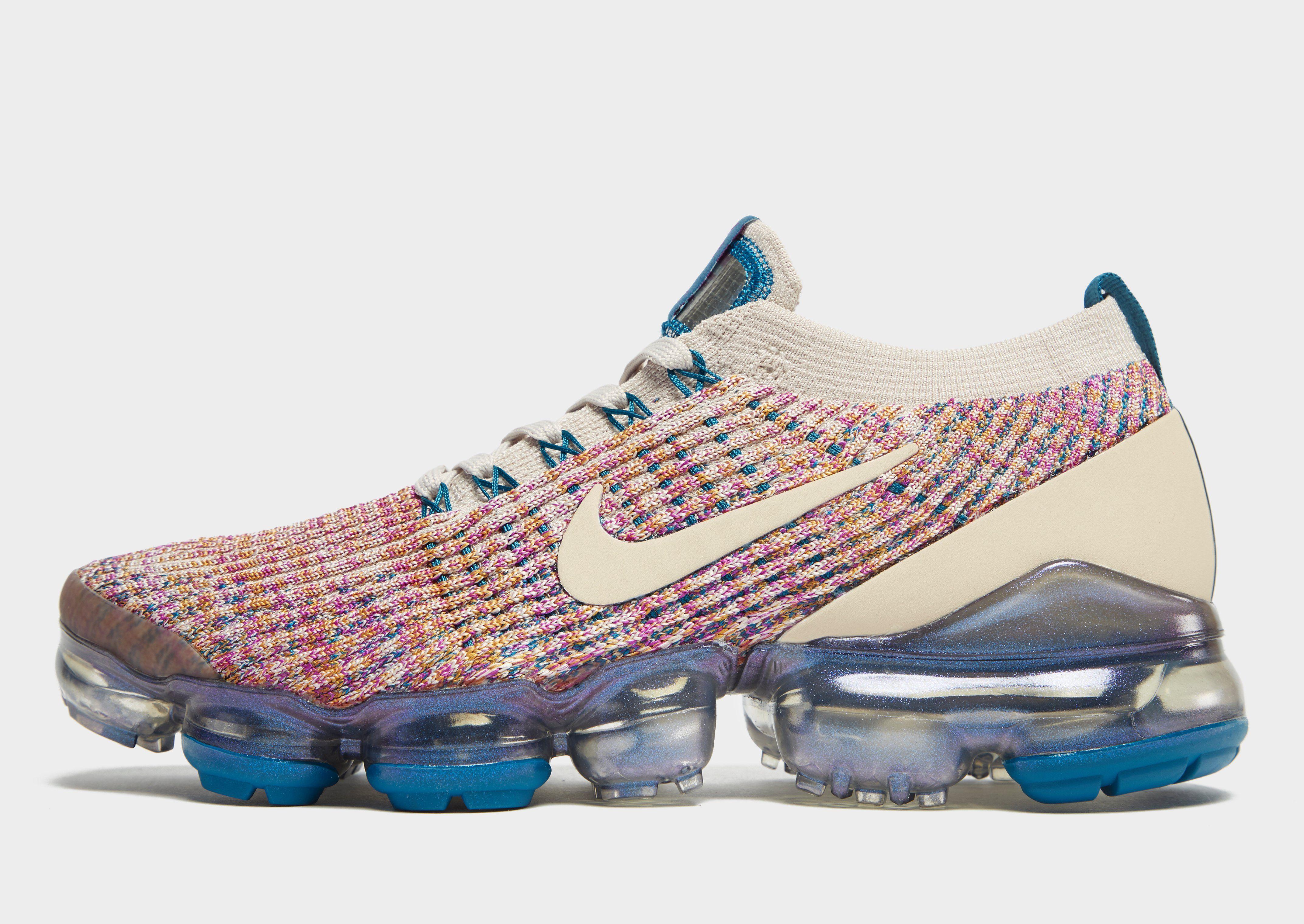 best loved 65895 1a622 Nike Air VaporMax Flyknit 3 Women's Shoe | JD Sports