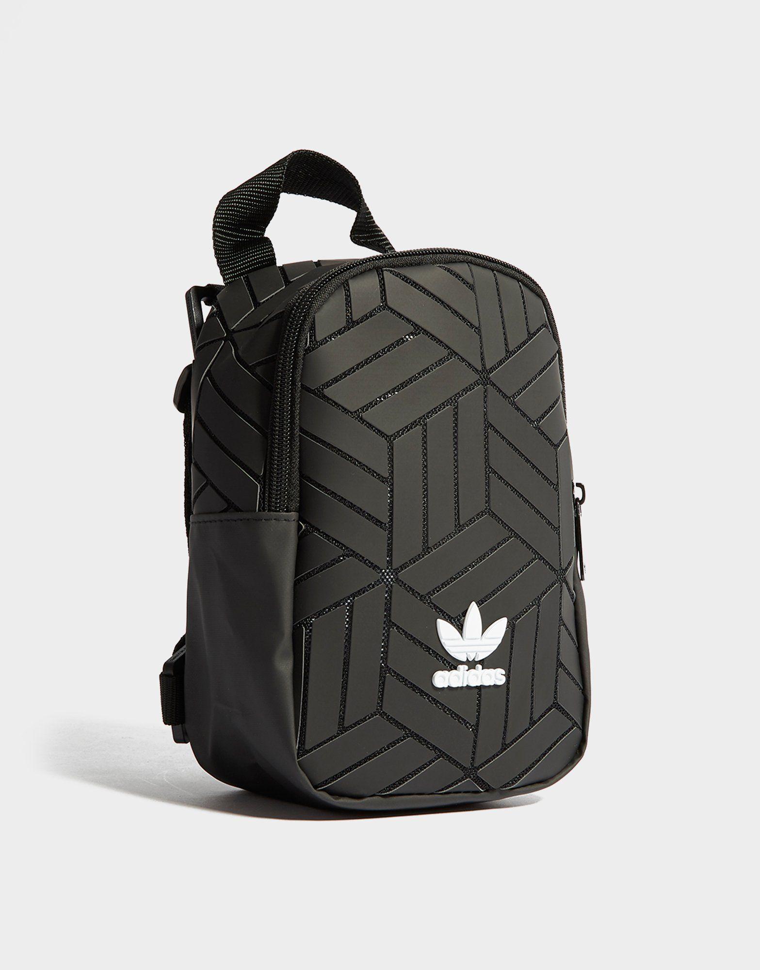 Adidas Originals 3 D Mini Backpack by Adidas Originals