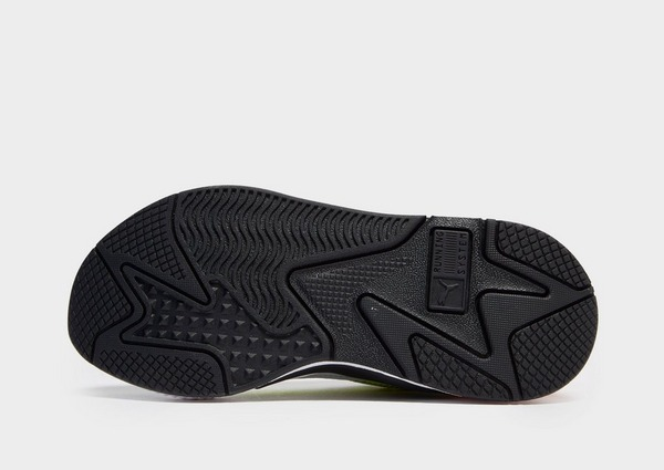Puma Schuhe – RS X Hard Drive graugelborange