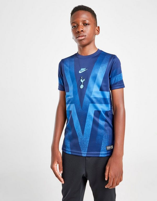 Nike Tottenham Hotspur FC Strike Graphic T-Shirt Junior