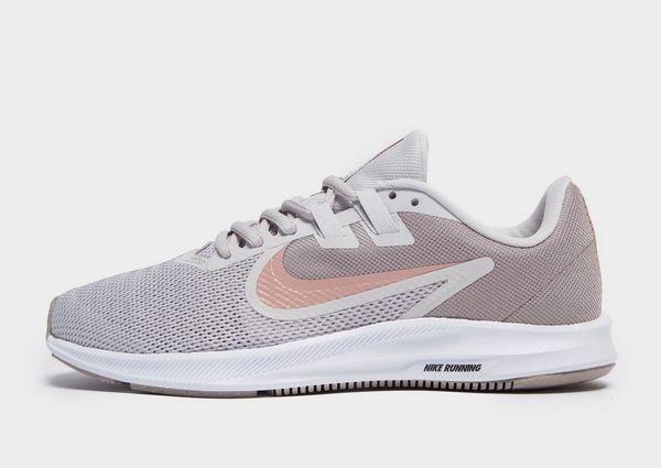 Männer Weiß Nike Downshifter 7 Laufschuhe Größe 36,37,38,39
