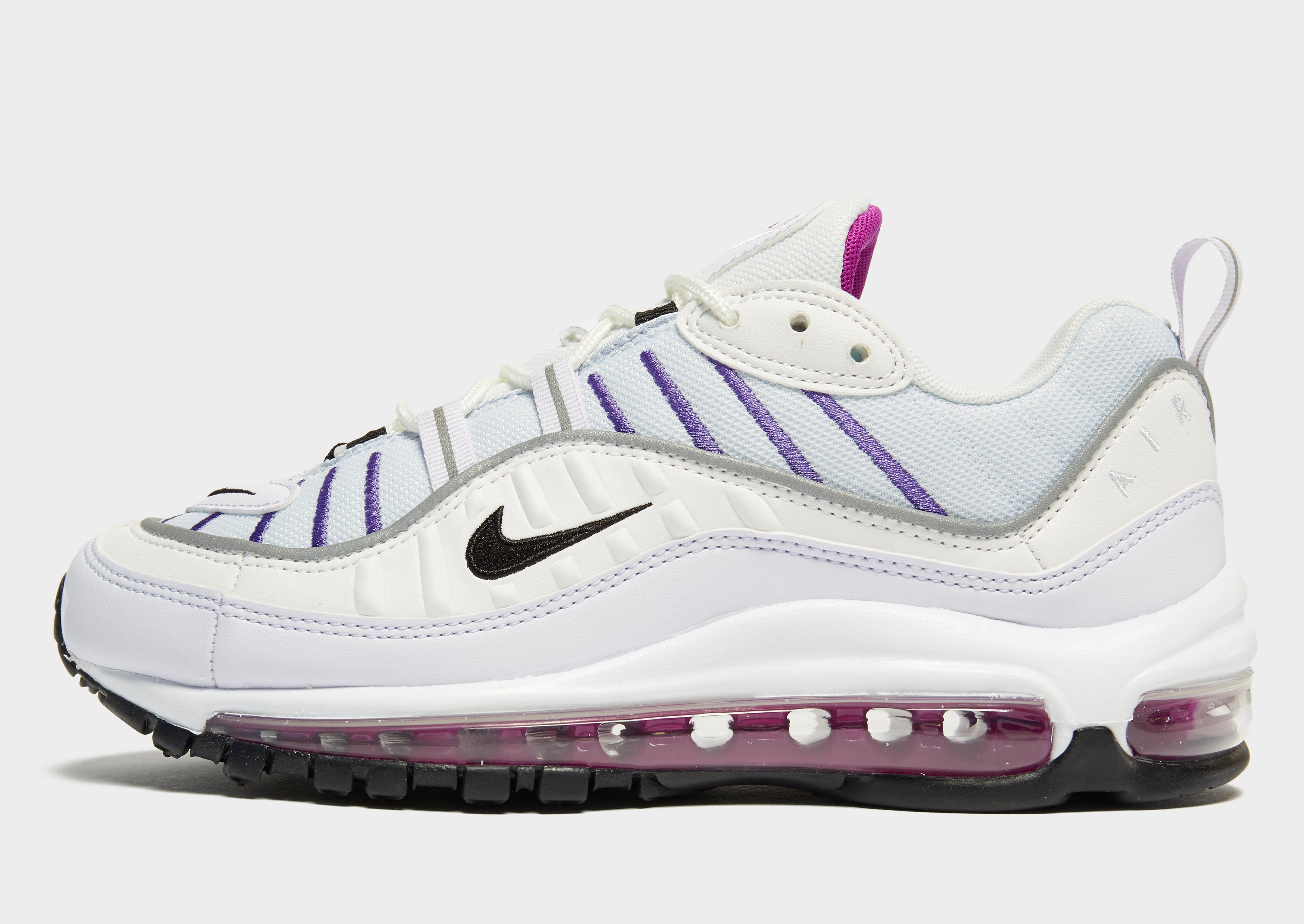 new concept f65a2 c3458 Nike Nike Air Max 98 Women's Shoe | JD Sports