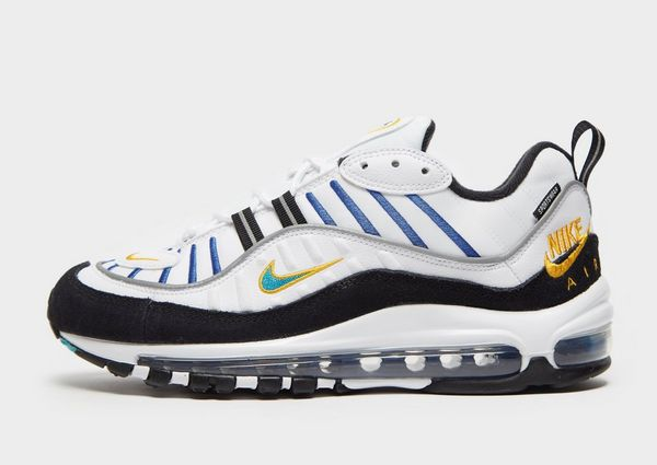 finest selection 1f7fa e8b08 Nike Air Max 98 Premium Women's Shoe | JD Sports