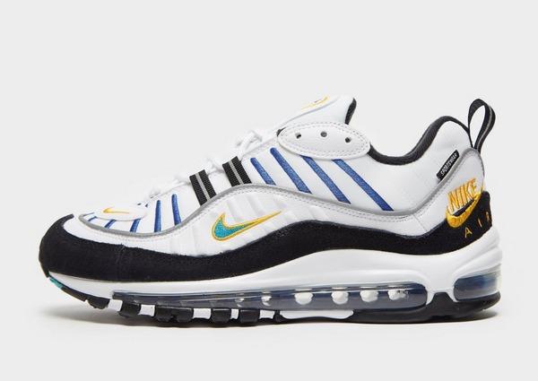 Buy White Nike Nike Air Max 98 Prem | JD Sports