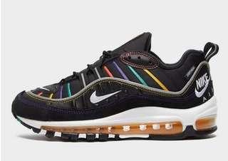 Nike Air Max 98 Premium Donna | JD Sports
