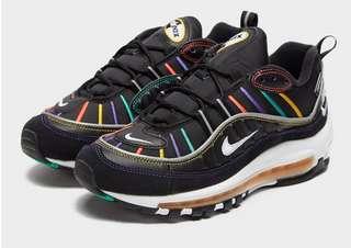 Nike Air Max 98 Dame | JD Sports