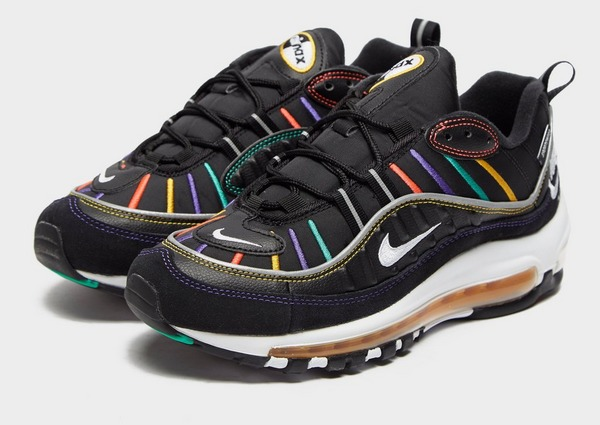 Raptors Inspired Nike Air Max 98 Coming Soon: Official Images
