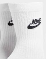 Nike 3 Pack Futura Sokker Herre