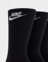 Nike Sportswear Essential Socks (3 Pack)