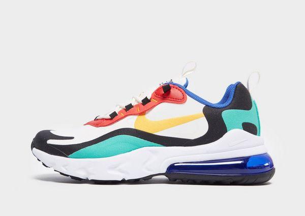 Nike Air Max 270 React Older Kids' Shoe   JD Sports