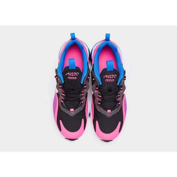 Nike Air Max 270 React júnior
