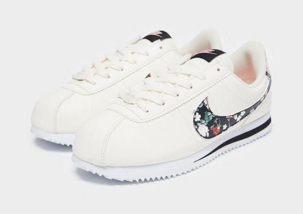 on sale 56f60 ddd97 Nike Cortez Basic Vintage Floral Older Kids' Shoe | JD Sports