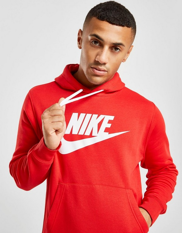 Nike Foundation Large Logo Felpa con cappuccio   JD Sports