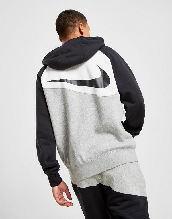 Nike Swoosh Full Zip Hoodie | JD Sports