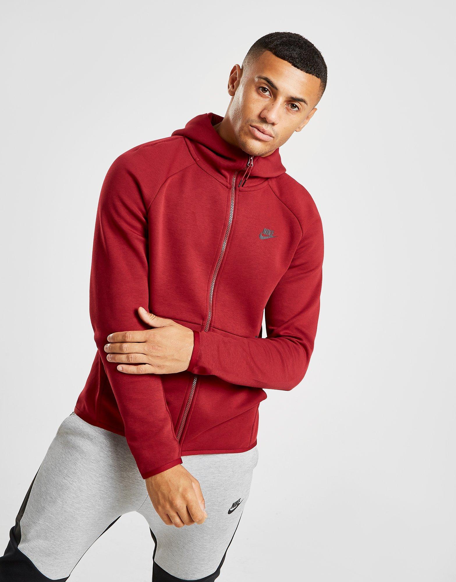 Nike Tech Fleece Windrunner Hoodie Herre | JD Sports