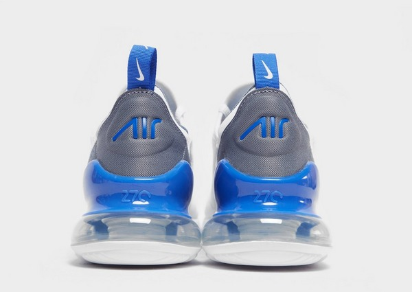 nike air max 270 orange blau