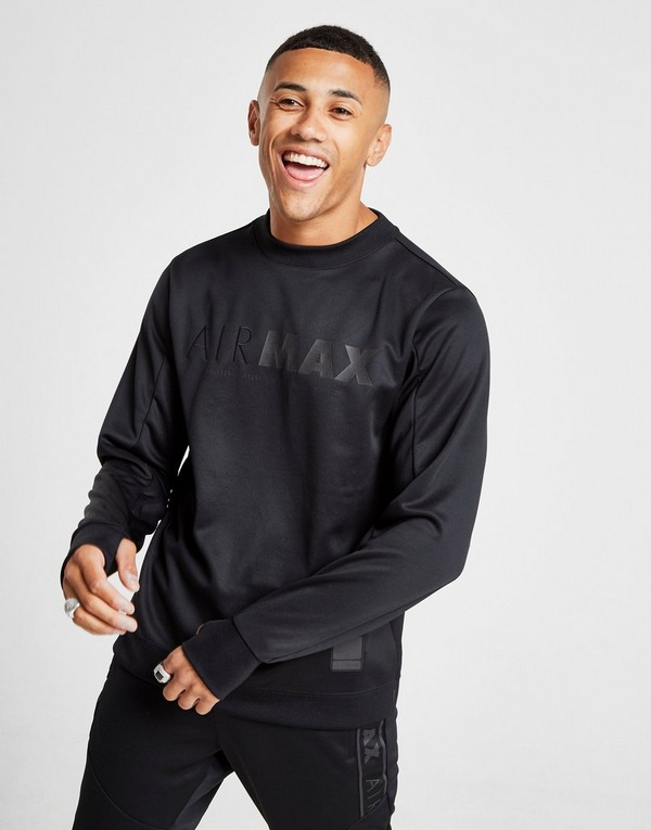 finest selection more photos 100% top quality Nike Sweat-shirt Air Max Crew Homme | JD Sports