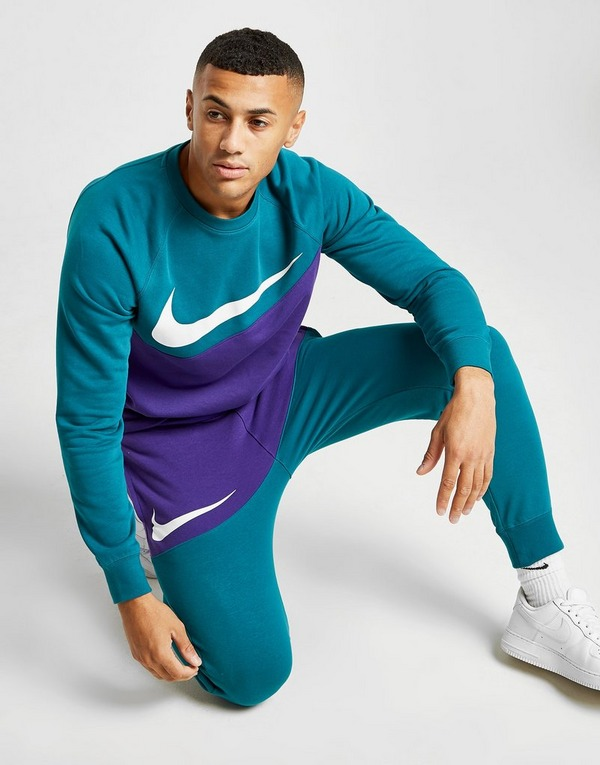 Nike Swoosh Crew Sweatshirt