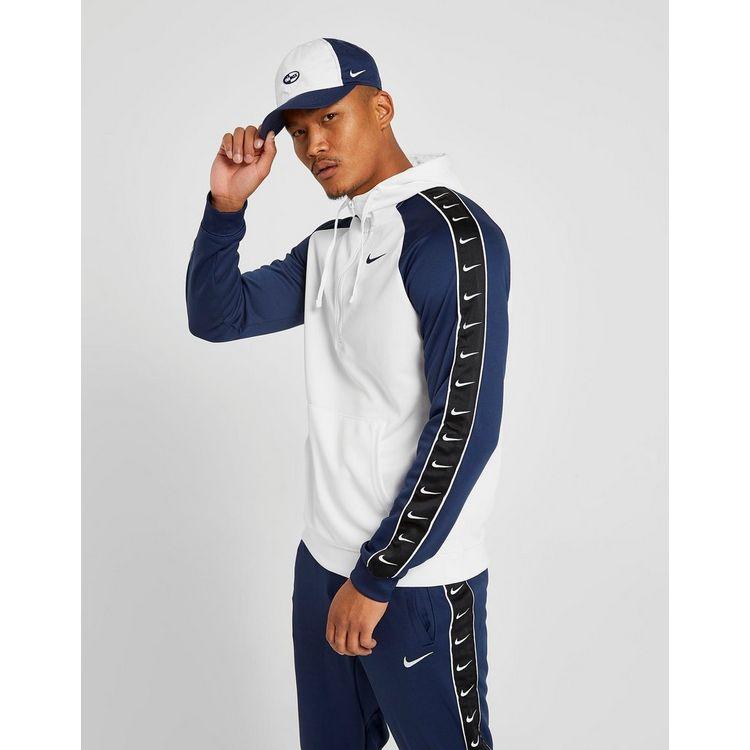 Nike sudadera con capucha Tape Poly