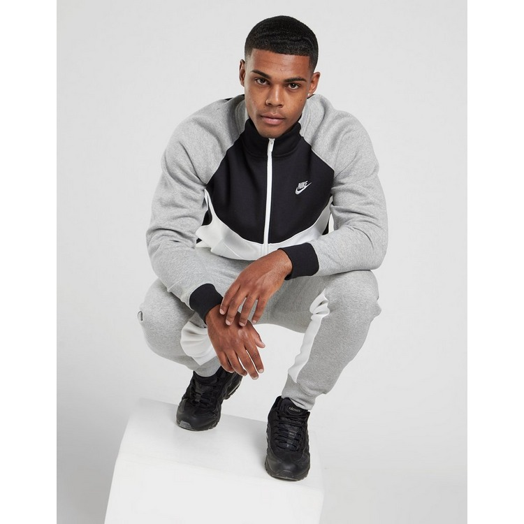Nike Chariot Fleece Tracksuit Heren