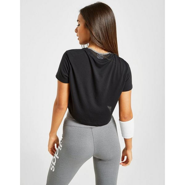 adidas Linear Crop T-Shirt