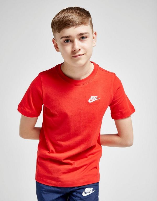 get new latest fashion exclusive range Nike Small Logo T-Shirt Junior