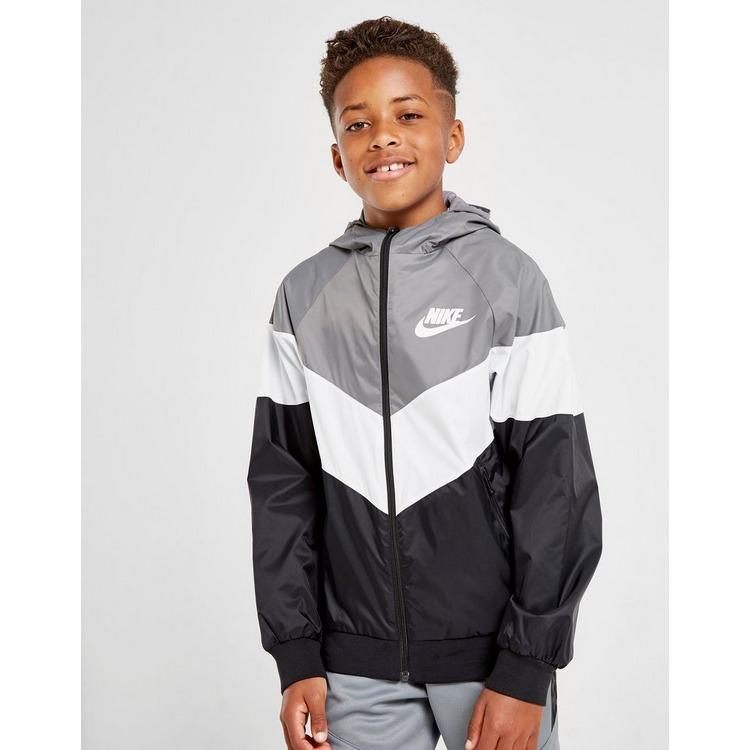 Nike Sportswear chaqueta Colour Block Lightweight júnior