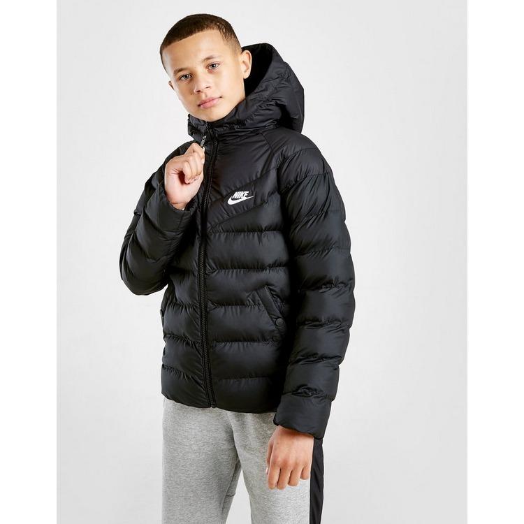 Nike chaqueta Padded júnior