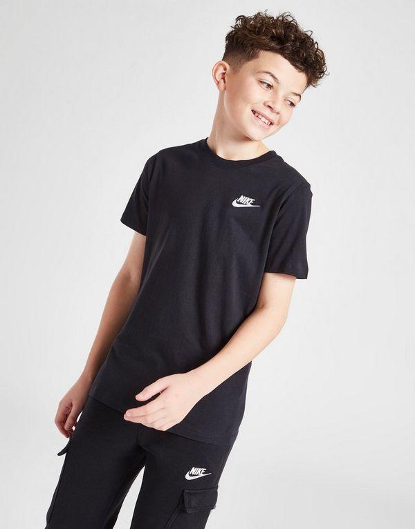 Nike camiseta Small Logo júnior