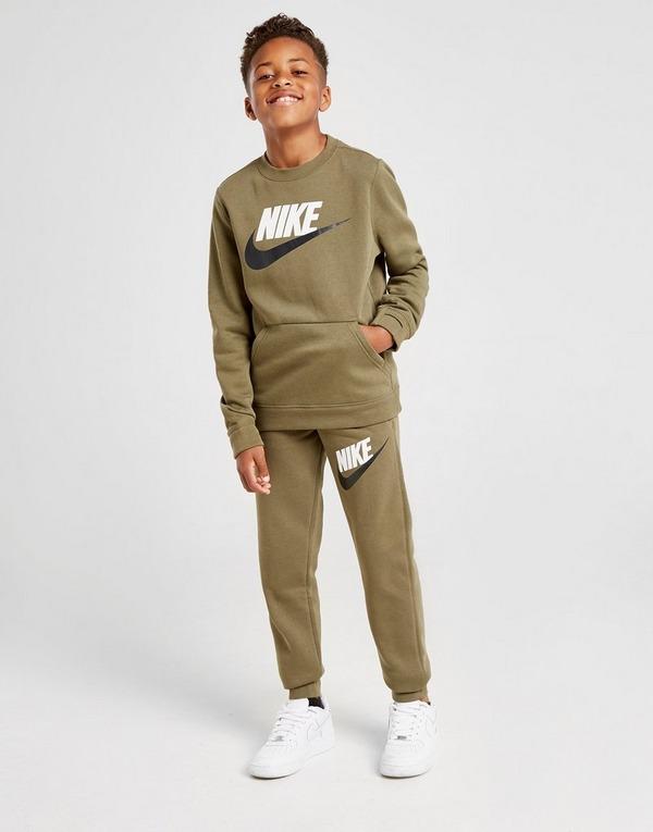Nike sudadera Hybrid júnior