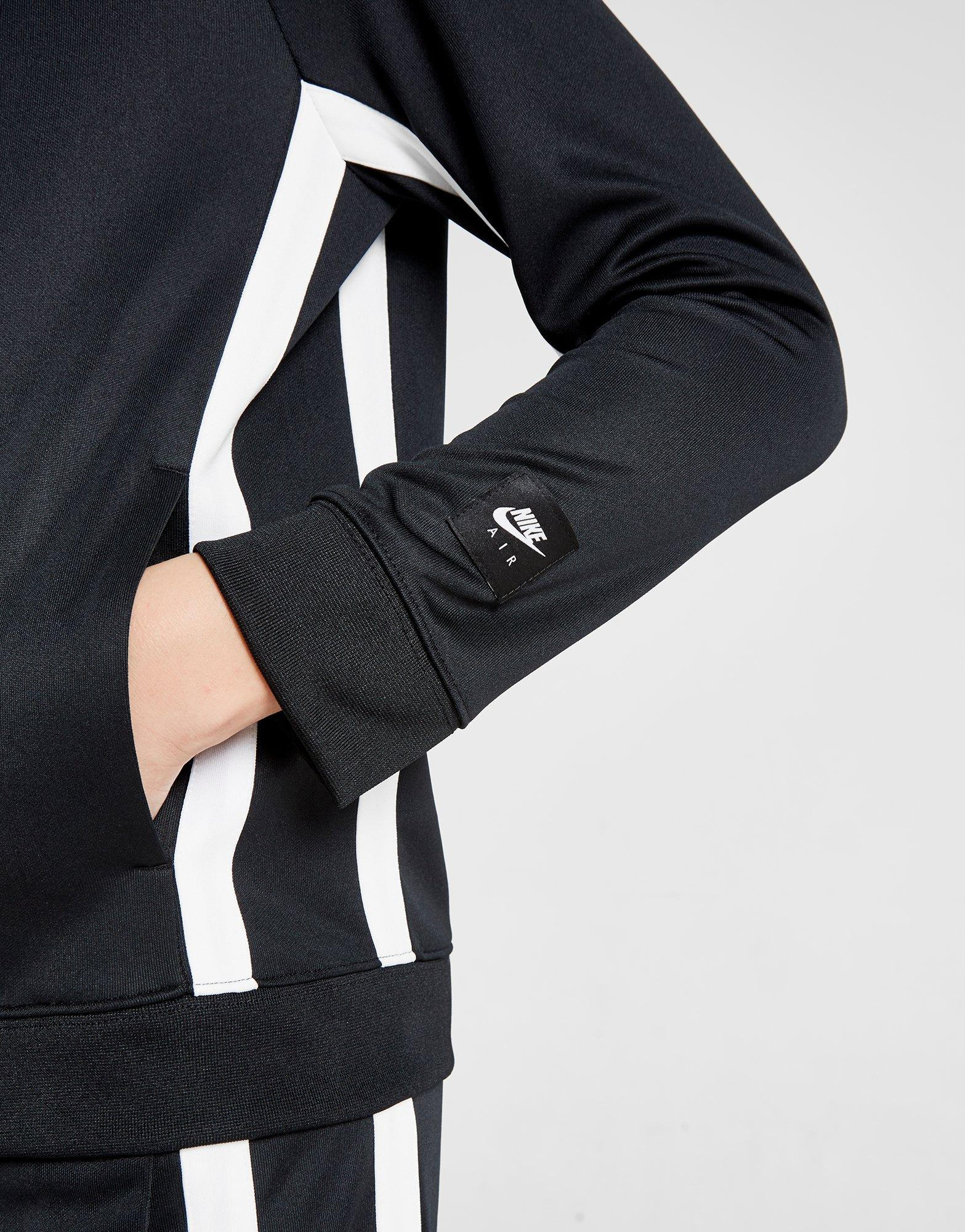 suede nike tracksuit