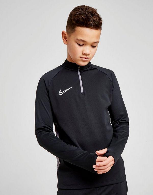 Nike Academy 1/4 Zip Track Top Junior