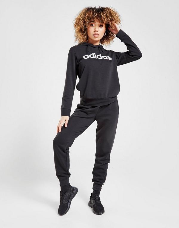 Koop Zwart adidas Core Joggingbroek Dames | JD Sports